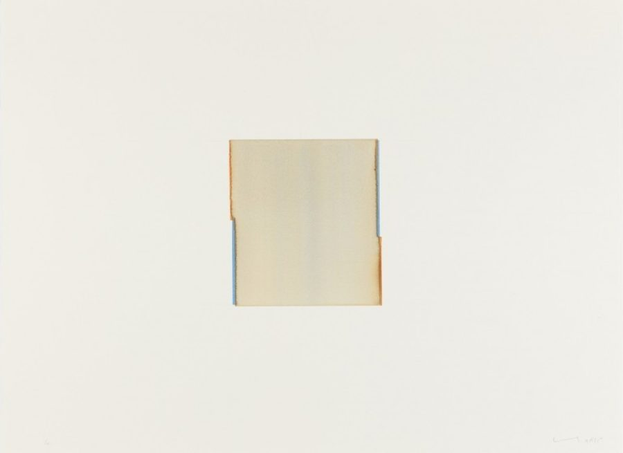 Ci15 06 Callum Innes Mountain Blue Tansparent