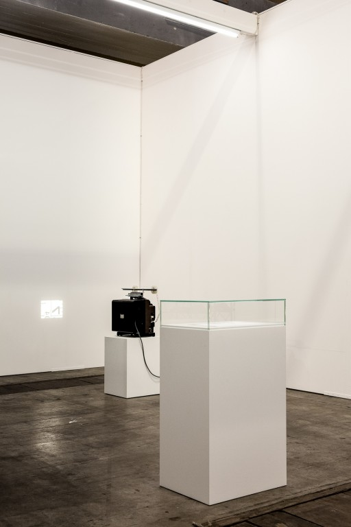 Installation view, Art Brussels 2015